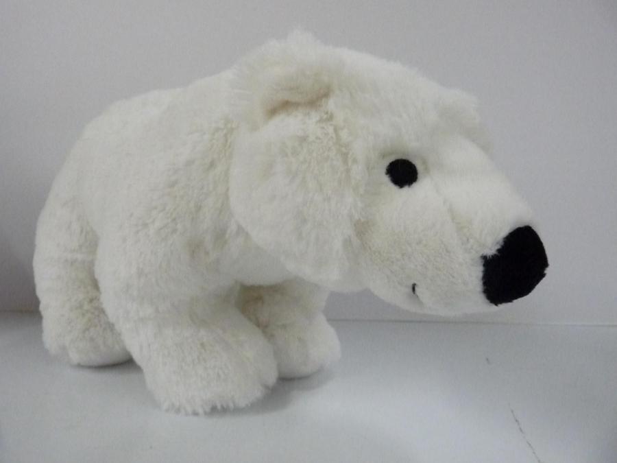 Fido's Pet Bazaar Patsy Polar Bear- Small